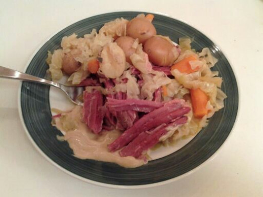 Easy, Homemade Pot Roast Dinner