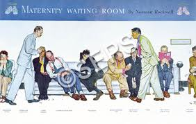 The Maternity Waiting Room
