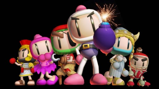 Bomberman. One of the early arcade classics