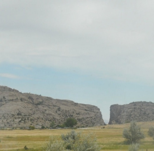 A Bit of Wyoming