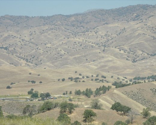 California Hill Country