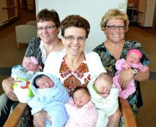 Nurses and Babies