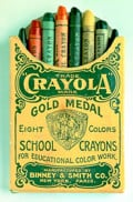 The Crayola Crayon, An American Treasure