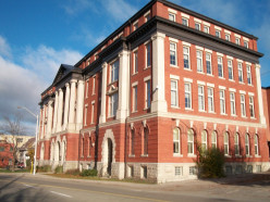 St Jerome's College, Wilfred Laurier University, Kitchener, Ontario