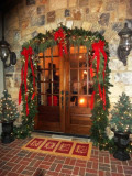 Christmas Door Decor Ideas
