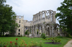 Ourscamp Abbey ruins