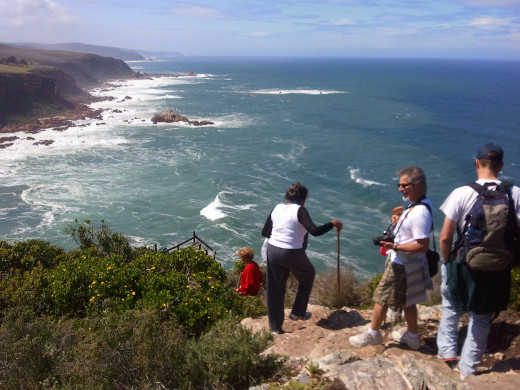 Walking Trail on the Garden Route