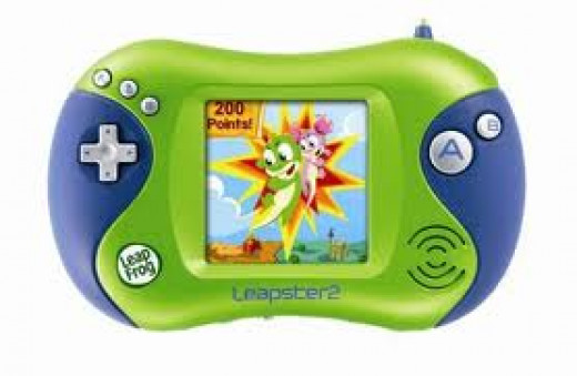 Leap Frog Leapster - Hot Toys for Christmas