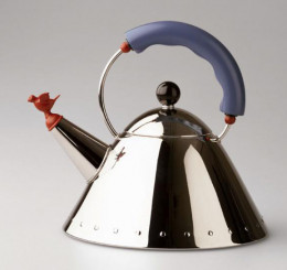 Michael Graves Tea Kettle - Buy an Alessi Tea Kettle