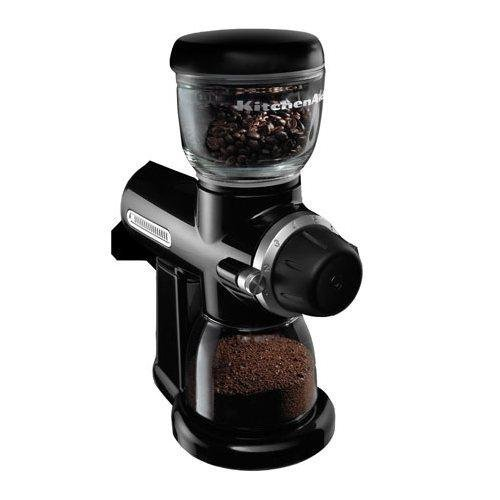 Kitchenaid or Krups Coffee Grinder
