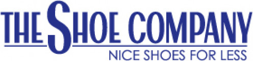 This company's logo contains its slogan, and its slogan contains information about who it serves: People who want to pay less for nice shoes.