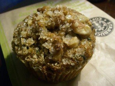 Zucchini Walnut Muffin