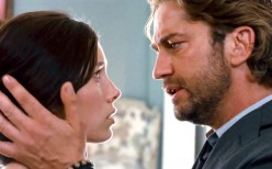 Main characters played by Gerard Butler and Jessica Biel