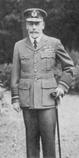 HM George V