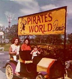 Long Gone Amusement Parks: Florida
