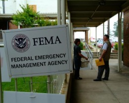 FEMA is the United States Federal Emergency Management Agency