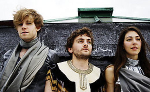 The band Chairlift