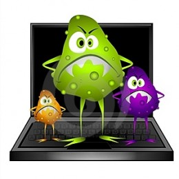 These fake viruses love to play on your computer, don't let them !