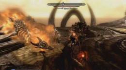 Skyrim Dragonborn Defeat Miraak