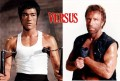 Who Would Win in a Fight: Bruce Lee or Chuck Norris?