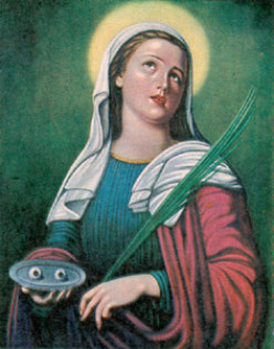 The Feast of Saint Lucy