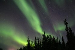 Northern Lights in Jokkmokk