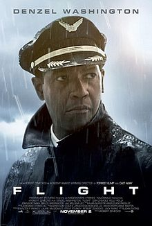 Theatrical poster for Flight (2012)