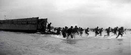 Scene From The Longest Day