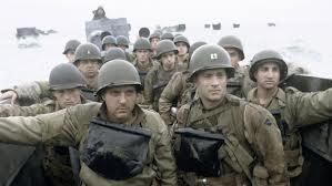 Scene From Saving Private Ryan