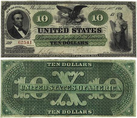 19th Century Demand Note