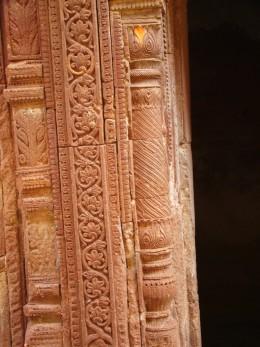Chain design in stonework