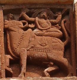 Lord Shiva on His bull