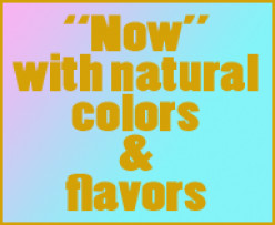 "When a food label says, ""Natural colors and flavors,"" what exactly does that mean?"