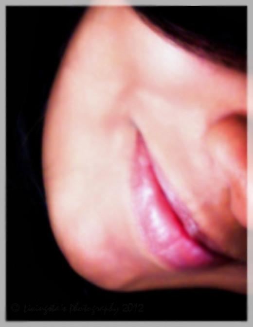 Smiles - A self Portrait!
