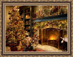 It Was The Night Before Christmas (Hubpages Version)