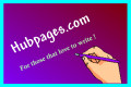 Hubpages.com - Where New Writers Become Better Writers