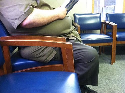 U.S. Obesity Rates Higher in Men