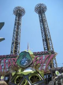 Best Thrill Rides in Amusement Park History