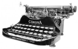 My iPad For A Typewriter!