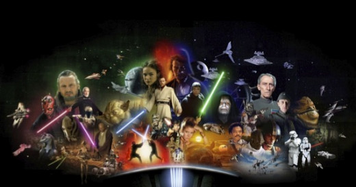 Star Wars revolutionized Sci-fi
