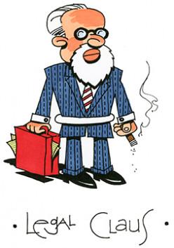 Little-Known Santa No. 31