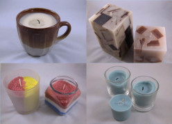 How To Make Candles From Home