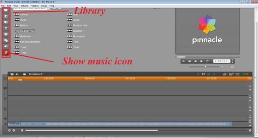 Adding Music