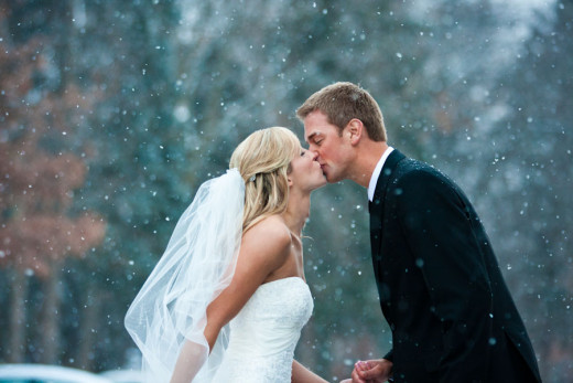 Magical Winter Wedding