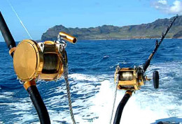 For an everyday office worker a day on the ocean as a mini vacation may be the most appreciated gift.