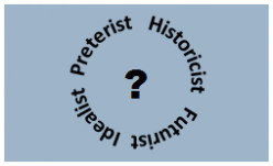 Are you a Preterist, Historisist, or a Futurist?