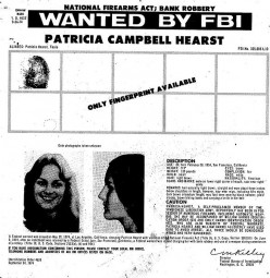 The Controversies of Patty Hearst
