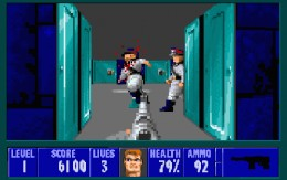 Wolfenstein 3D - Released in 1992