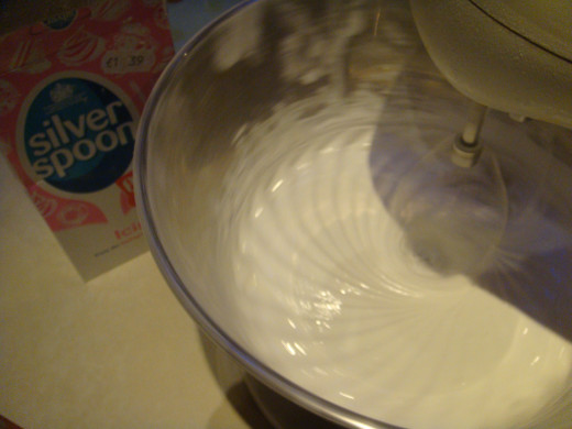 Make your royal icing