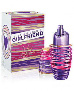 Justin Bieber's Girlfriend Fragrance Collection